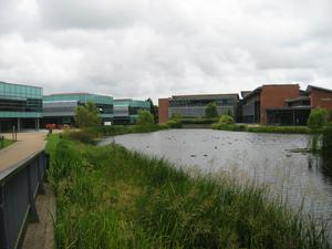 Edge Hill Campus Buildings