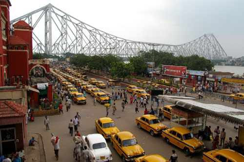 Howrah Railway & Bridge